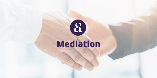 Salaet Advocats, mediation services: family disputes, minor child issues, in the private sphere, with companies, among other services.