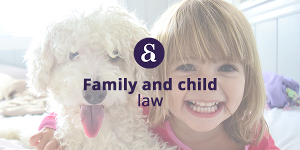 Salaet Advocats, expert lawyers in family and child law: separations, divorces, domestic violence, child custody, among other services.