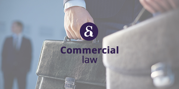 Salaet Advocats, expert lawyers in commercial law: company formation, commercial agreement drafting, intellectual property, among other services.